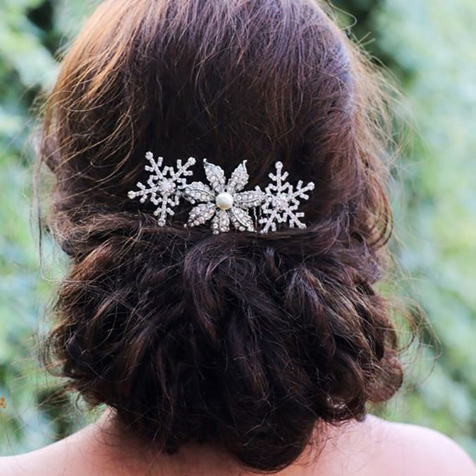 18 Wedding Hair Accessories Perfect For