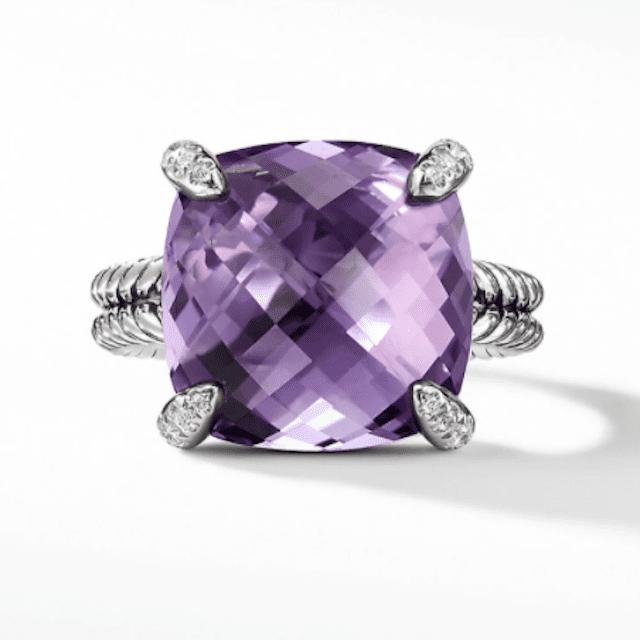 David Yurman Châtelaine Ring