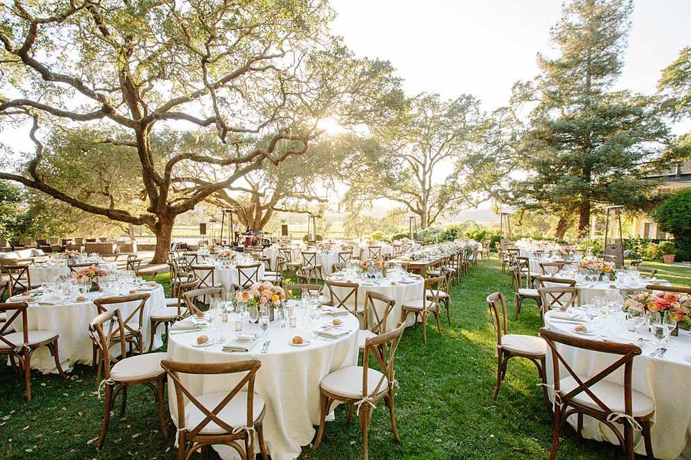 Wedding Reception at Beltane Ranch