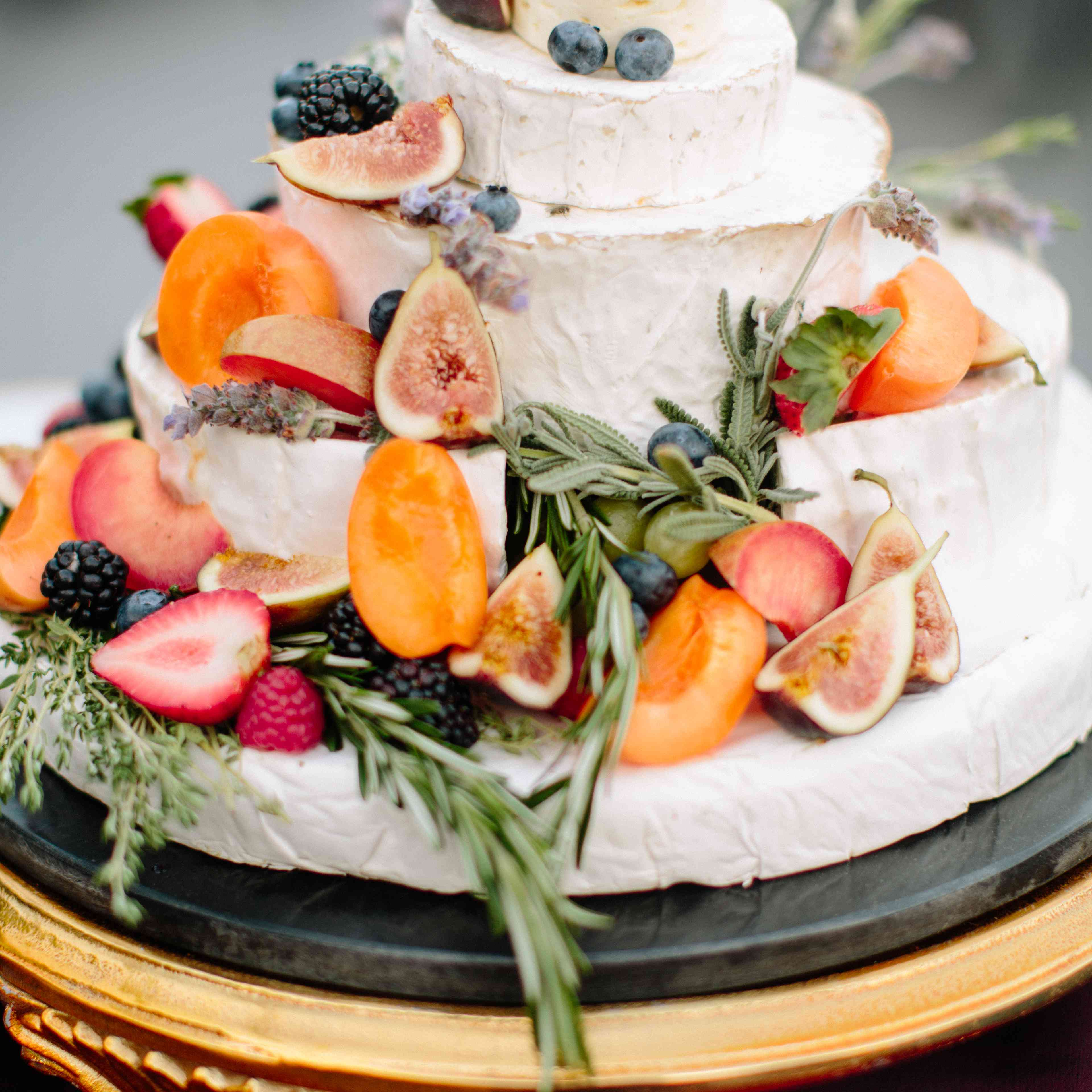 Brie Cake
