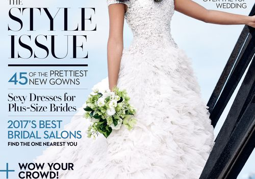 <p>Brides Magazine August/September 2017</p>