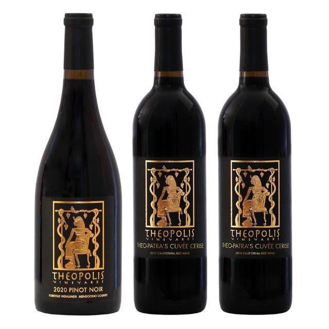 Theopolis Vineyards Wine Club
