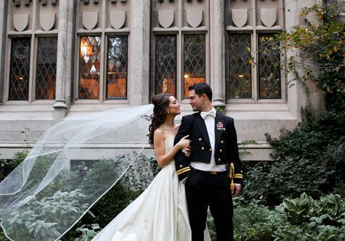 8 Military Wedding Rules and Etiquette You Should Know