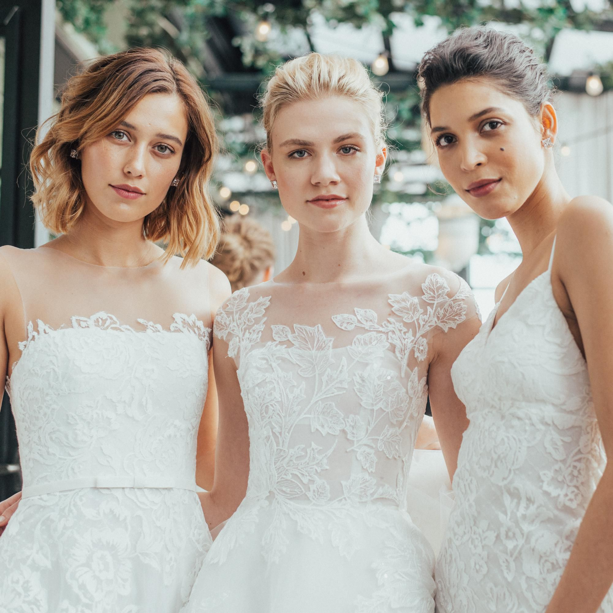 The Bridal Beauty Trends 2019 Brides Will Be Wearing Down The Aisle