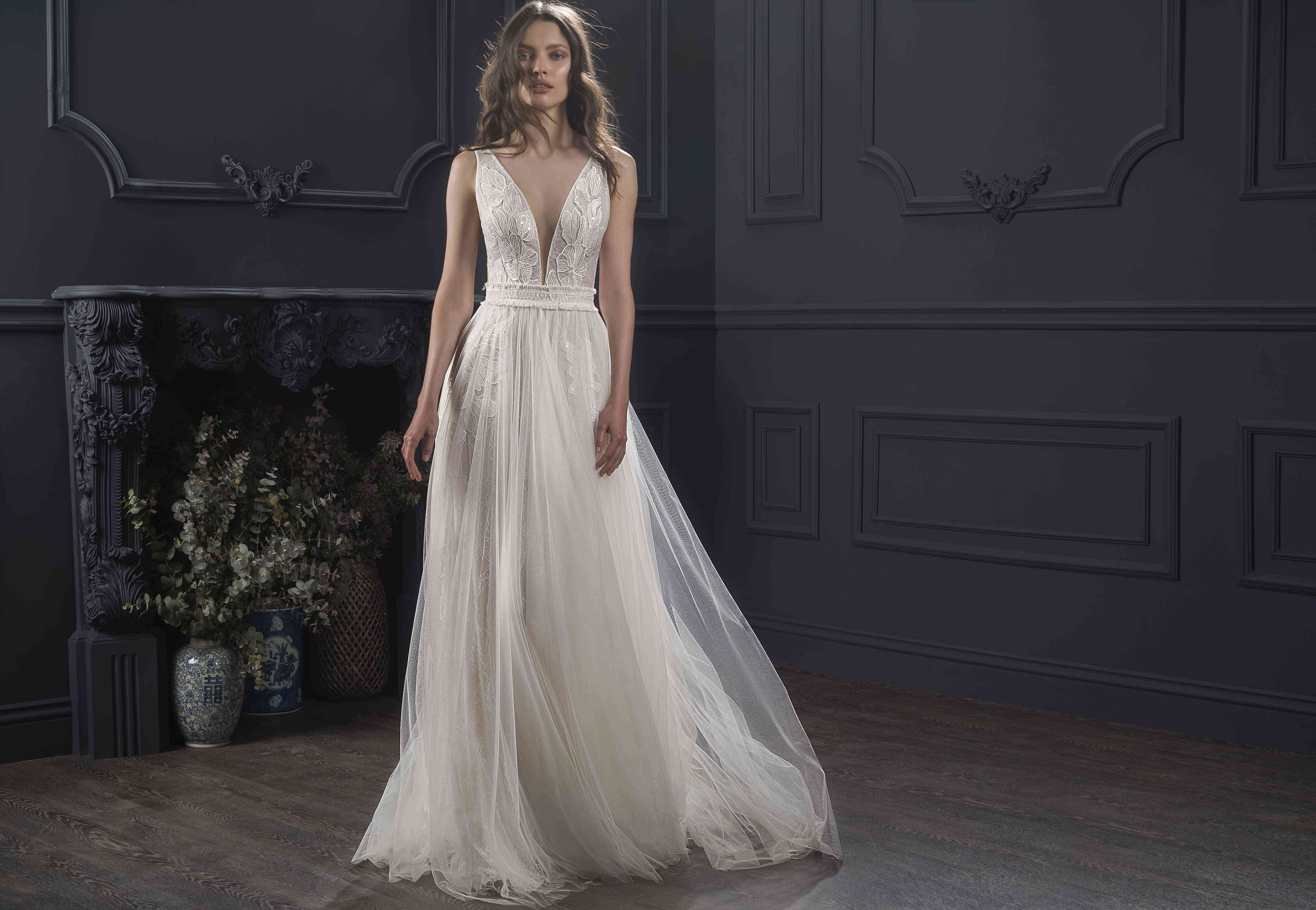 Austin wedding dress