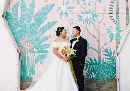 <p>Bride and groom main image</p>