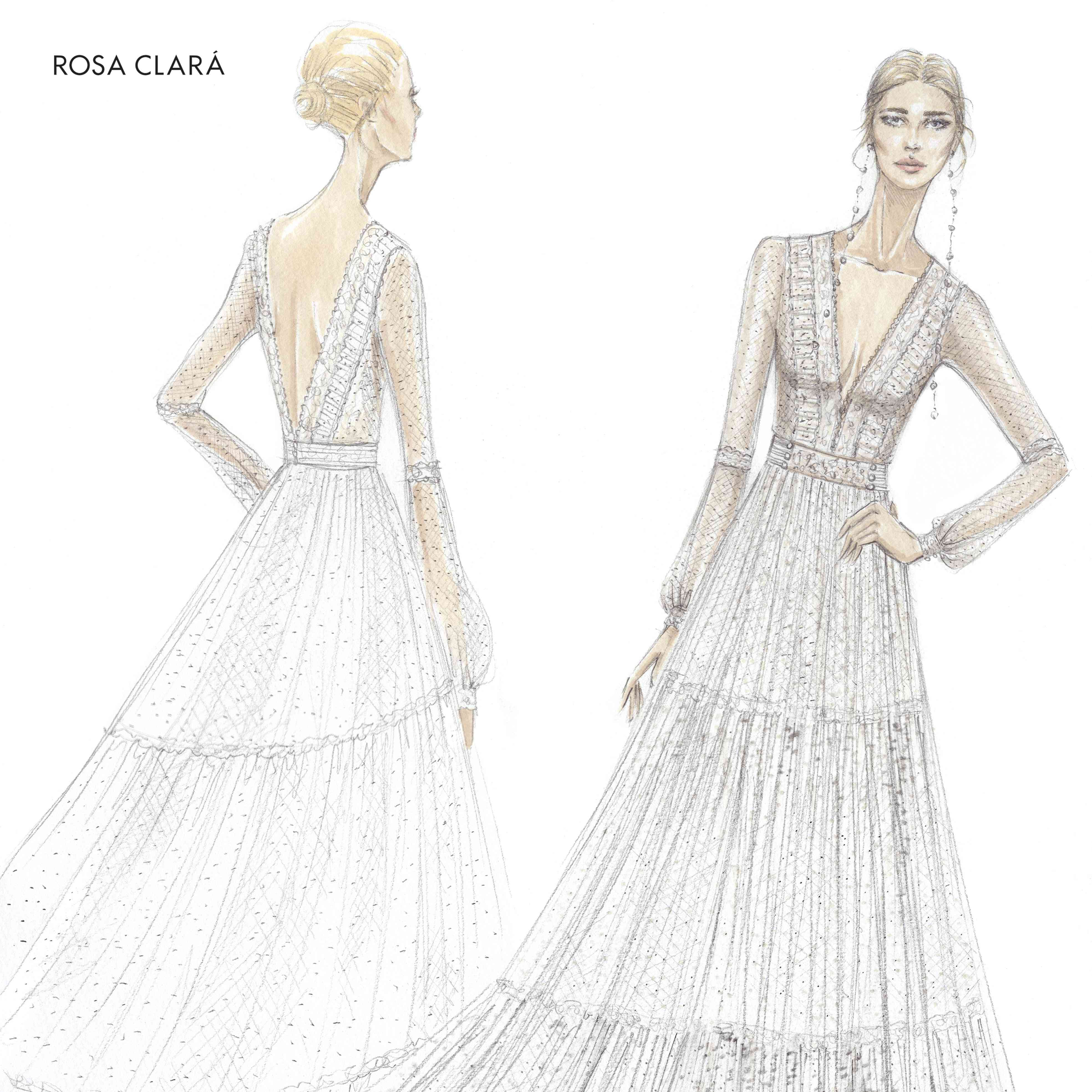 efae068cc4 Say Hello to the New Wedding Dresses for Your 2019 Wedding