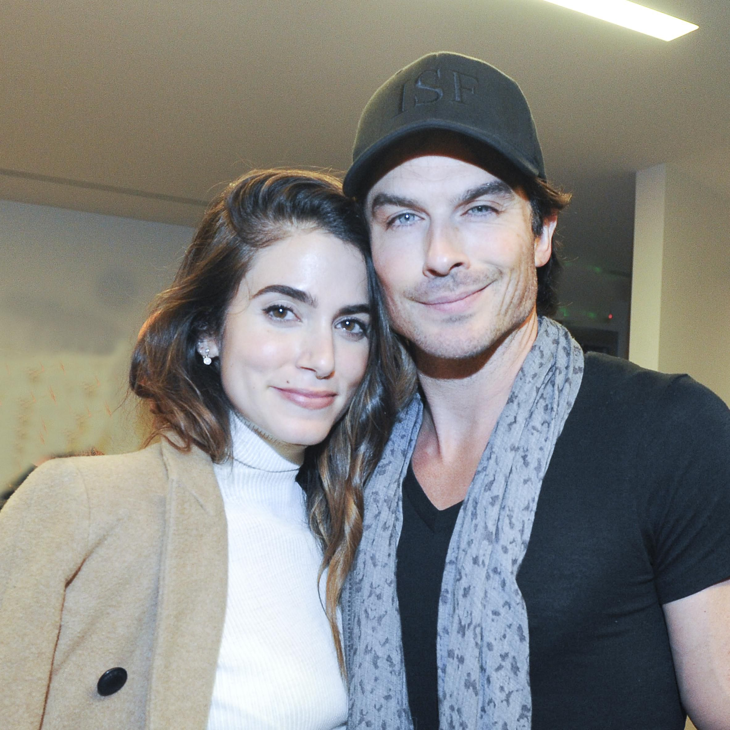 Nikki Reed And Ian Somerhalder Share Sweet Instagram Messages In Honor Of Their Fourth Wedding Anniversary