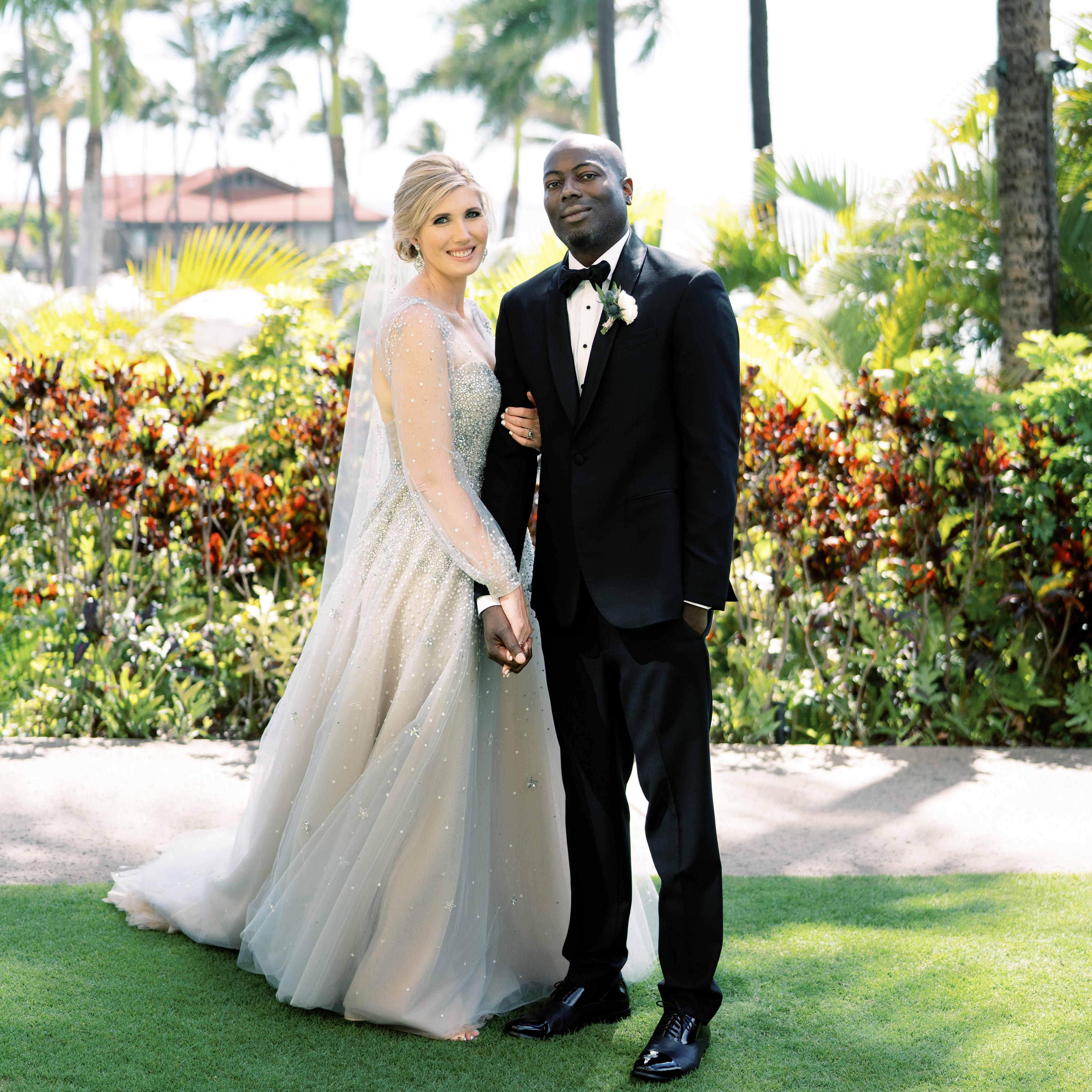 The Bridal Bar Founder Harmony Walton S Romantic Wedding At The