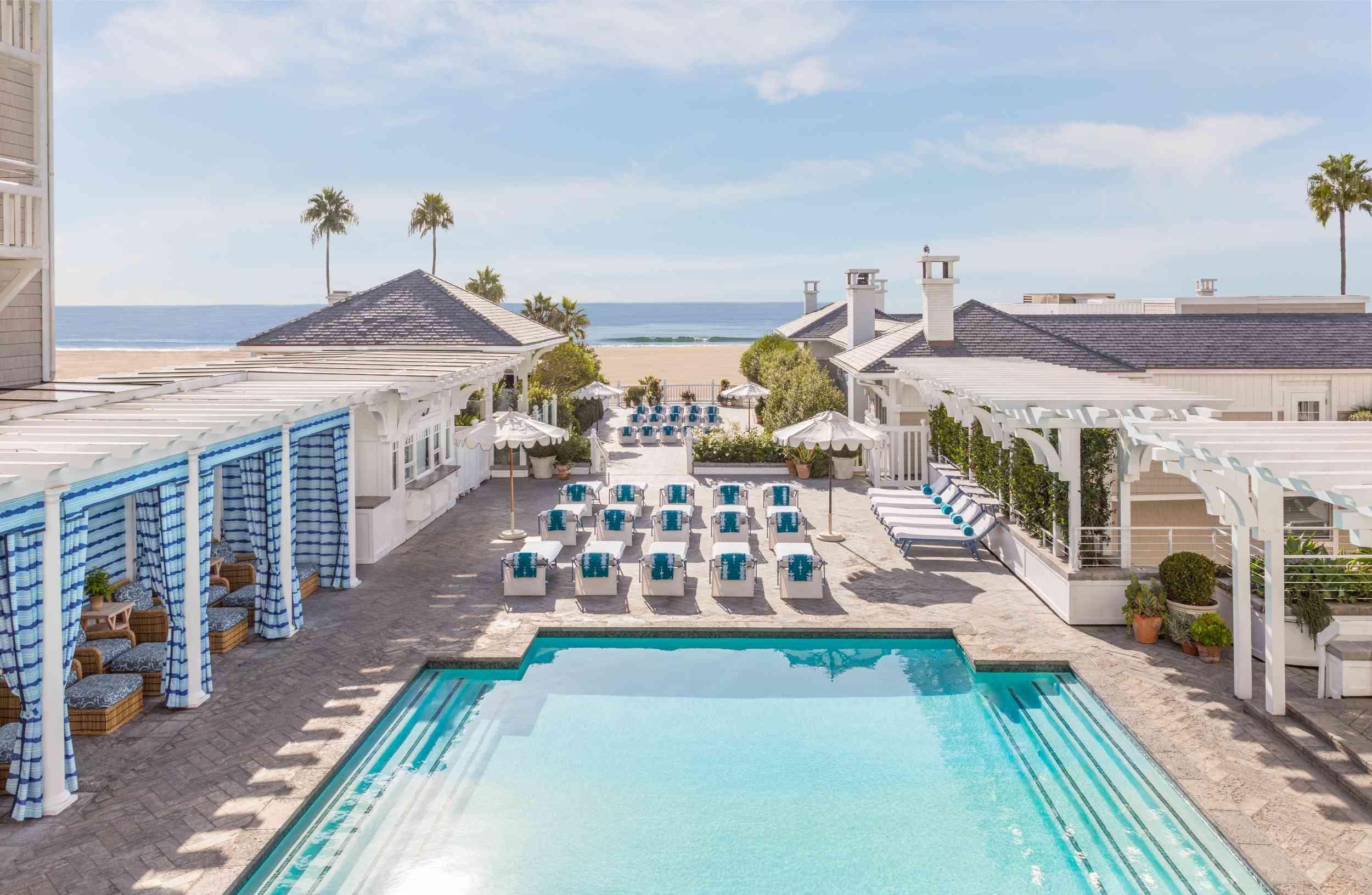 The Best Beachfront Hotels Resorts In California