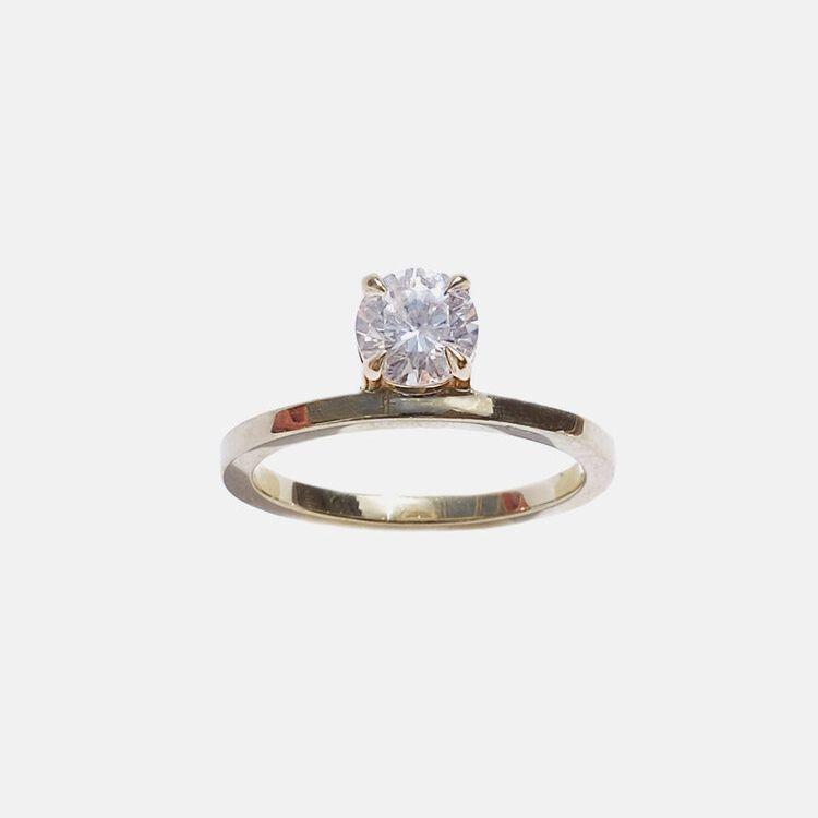 Katkim Floating Diamond Ring