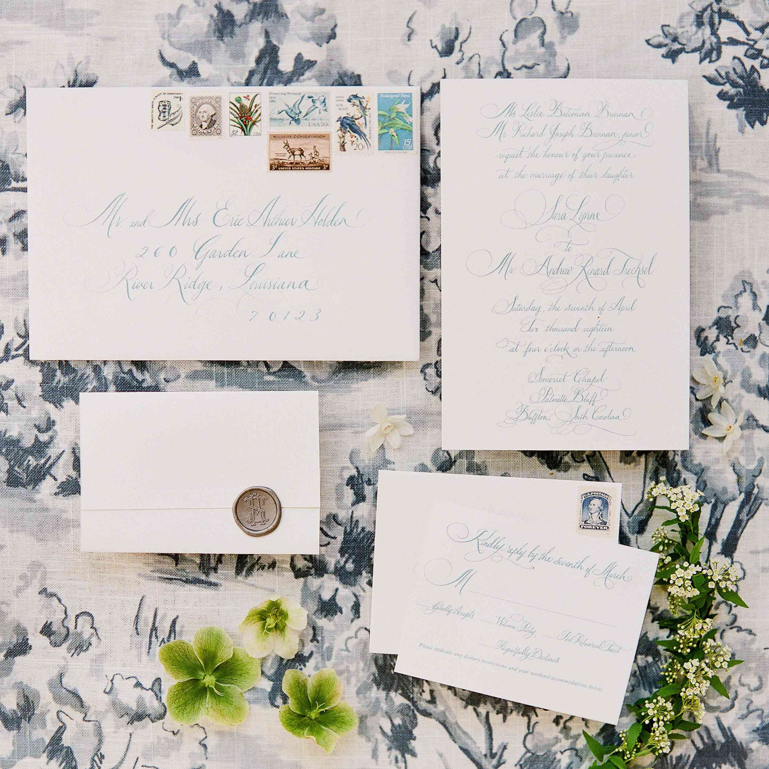 Oops! Here's What to Do If You Notice a Typo on Your Wedding Invitations