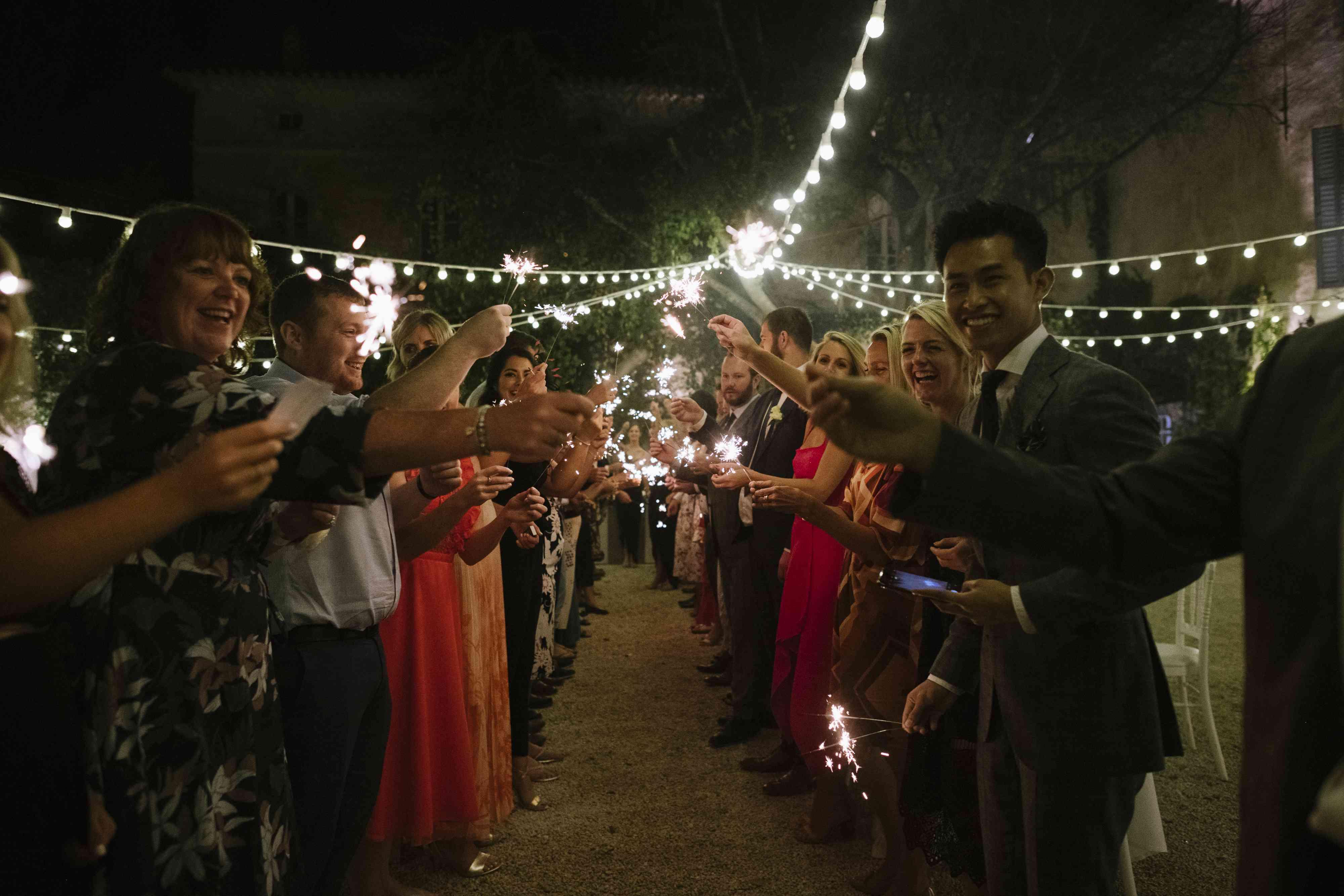 <p>wedding guest sparklers</p><br><br>