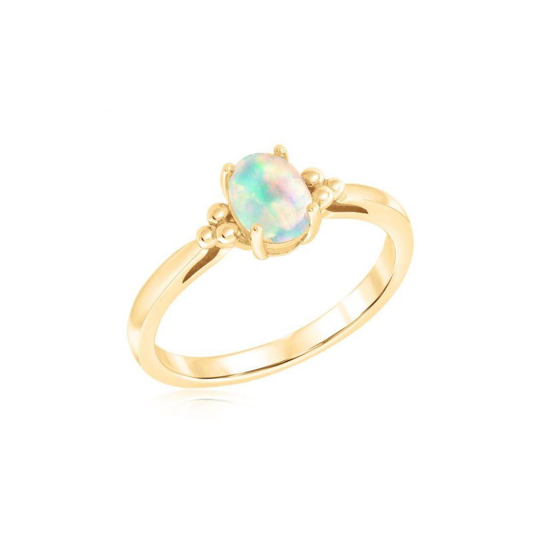 Opal Engagement Rings 70 Beautiful Designs