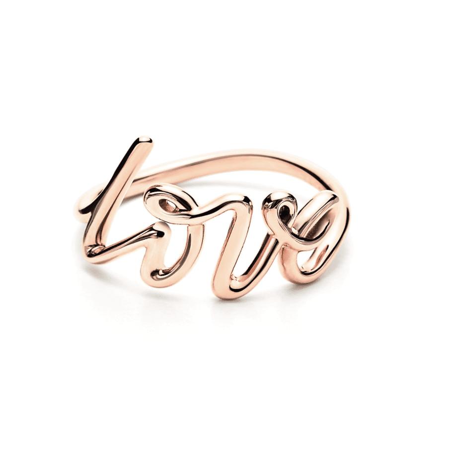 Tiffany & Co. Love Ring