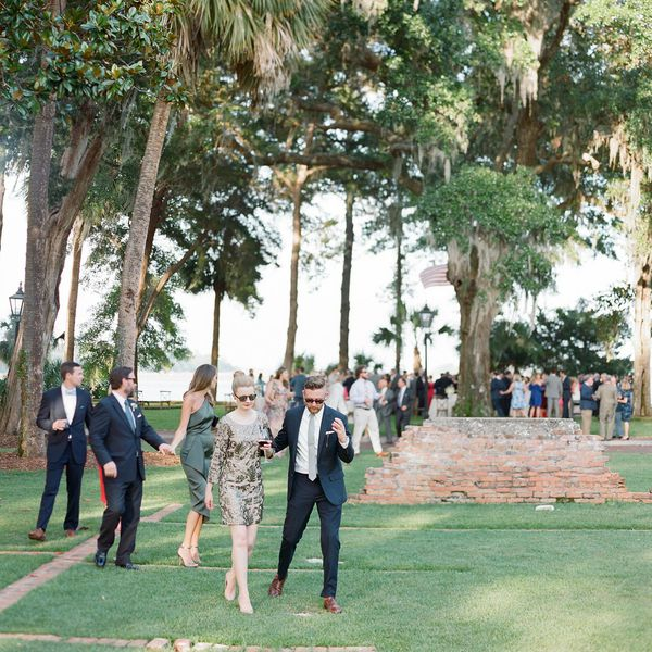 Celebrity Wedding Etiquette: From Black Tie To Casual: Wedding Guest Dress Code Explained