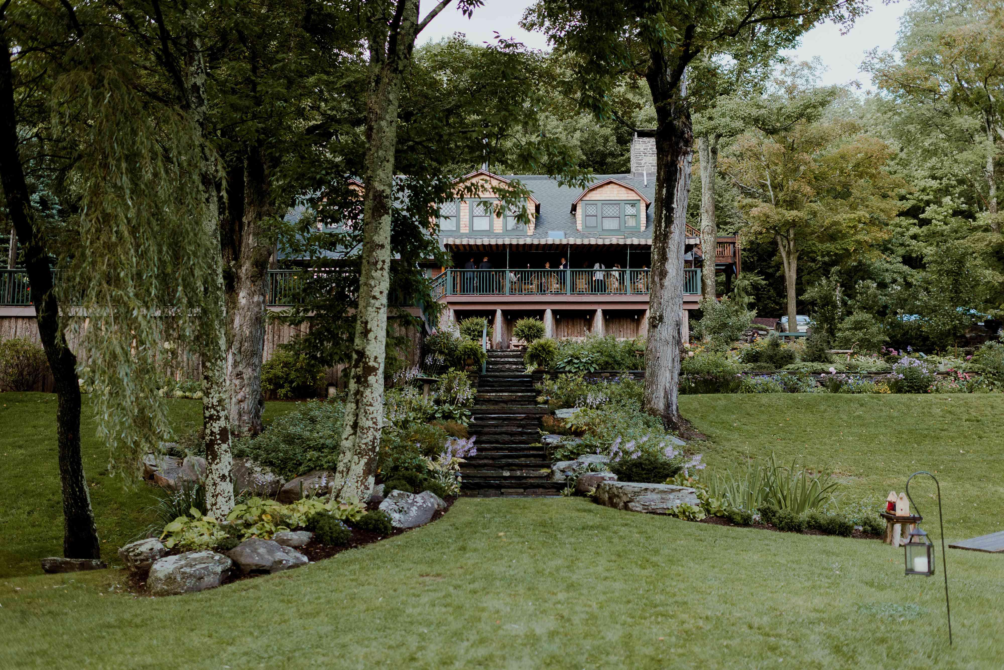 Wedding venue location