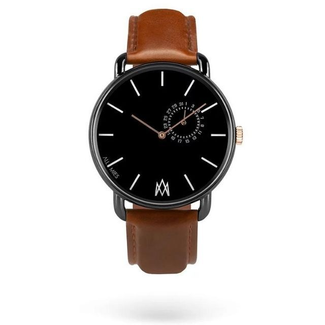 All Mies Bauhaus 41MM BWTL Watch