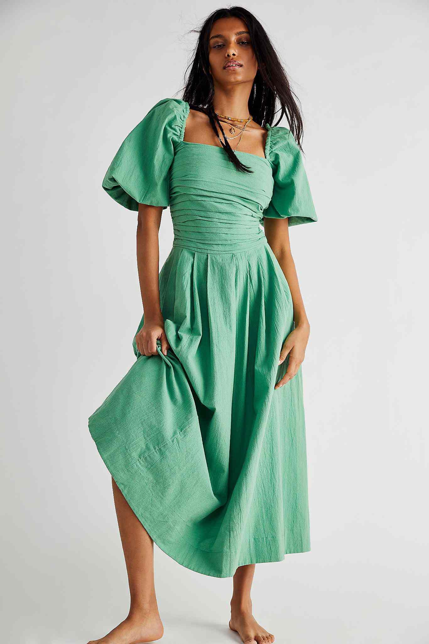 Endless Summer Ain't She A Beaut Midi Dress $118