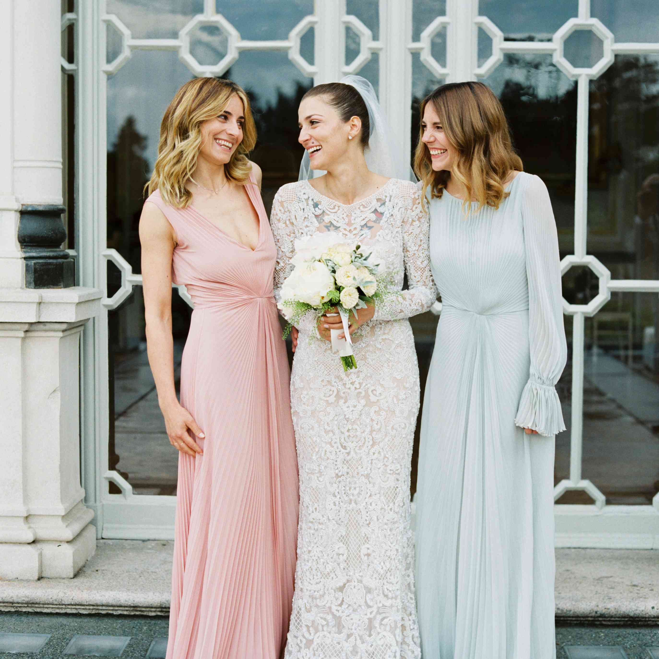 Northern Italian Wedding, Bridesmaids