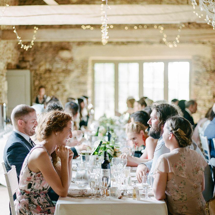 <p>reception wedding guests</p><br><br>