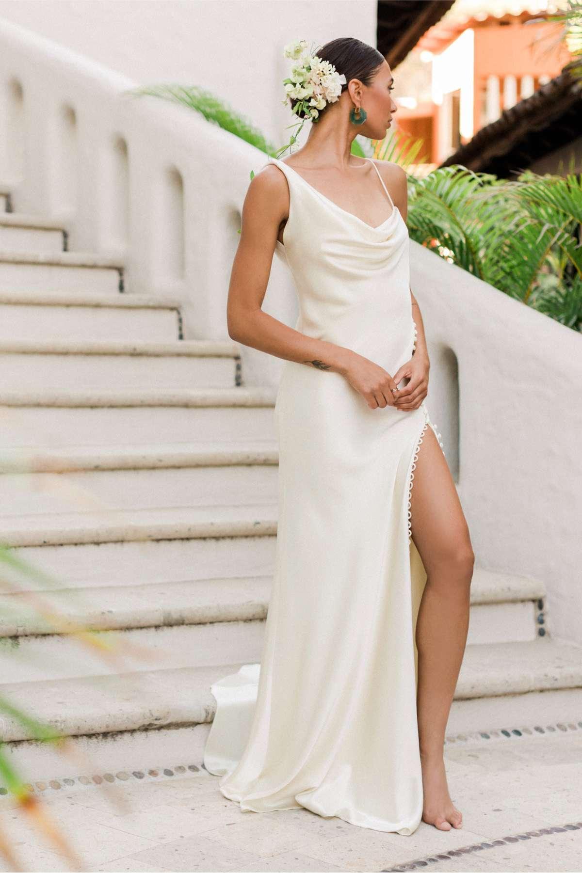 Watters Mirall Wedding Dress