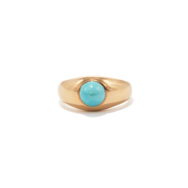 Ashley Zhang Jewelry Turquoise Gypsy Ring