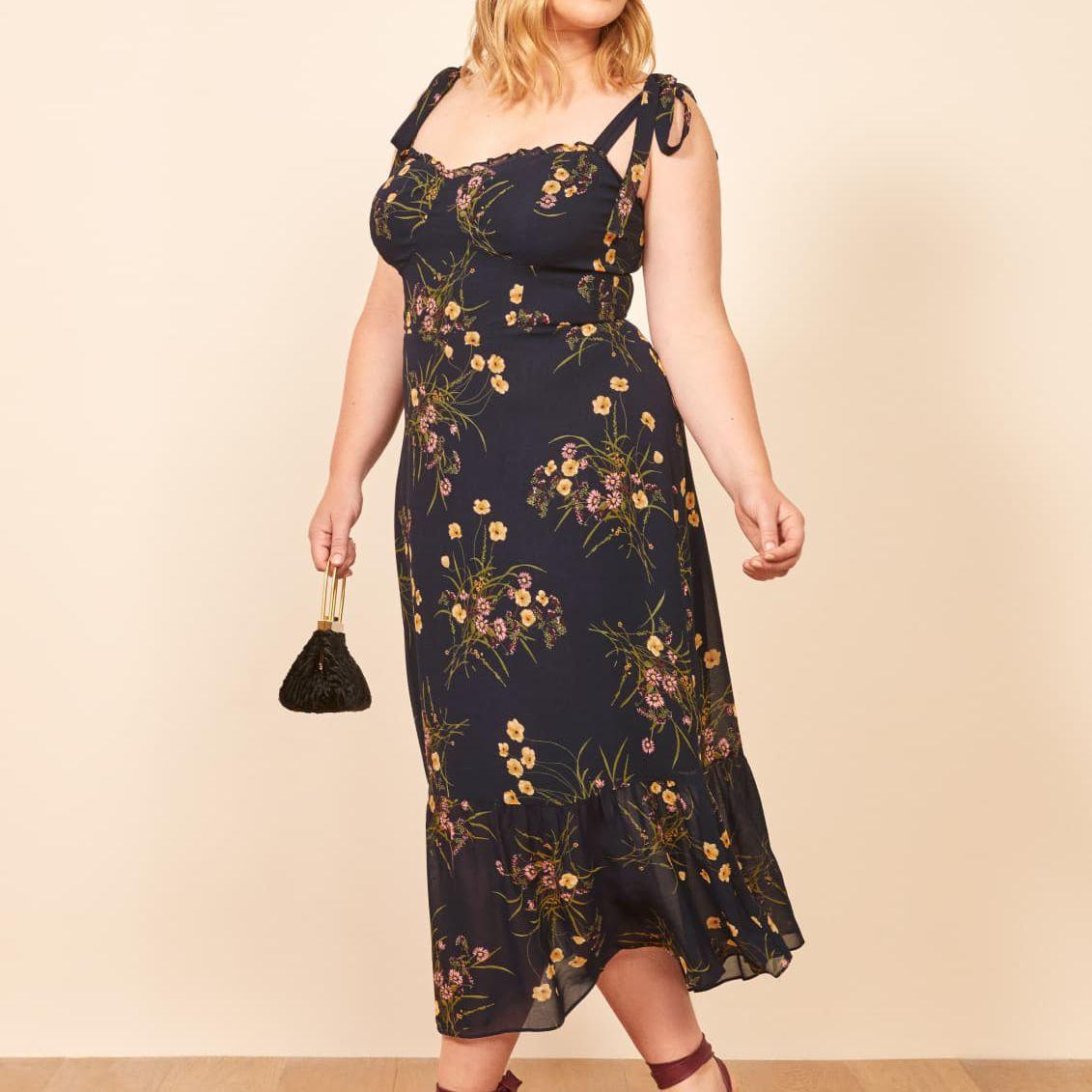 Reformation Nikita Dress, $248