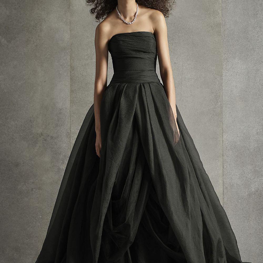 The 37 Best Black Wedding Dresses Of 2020