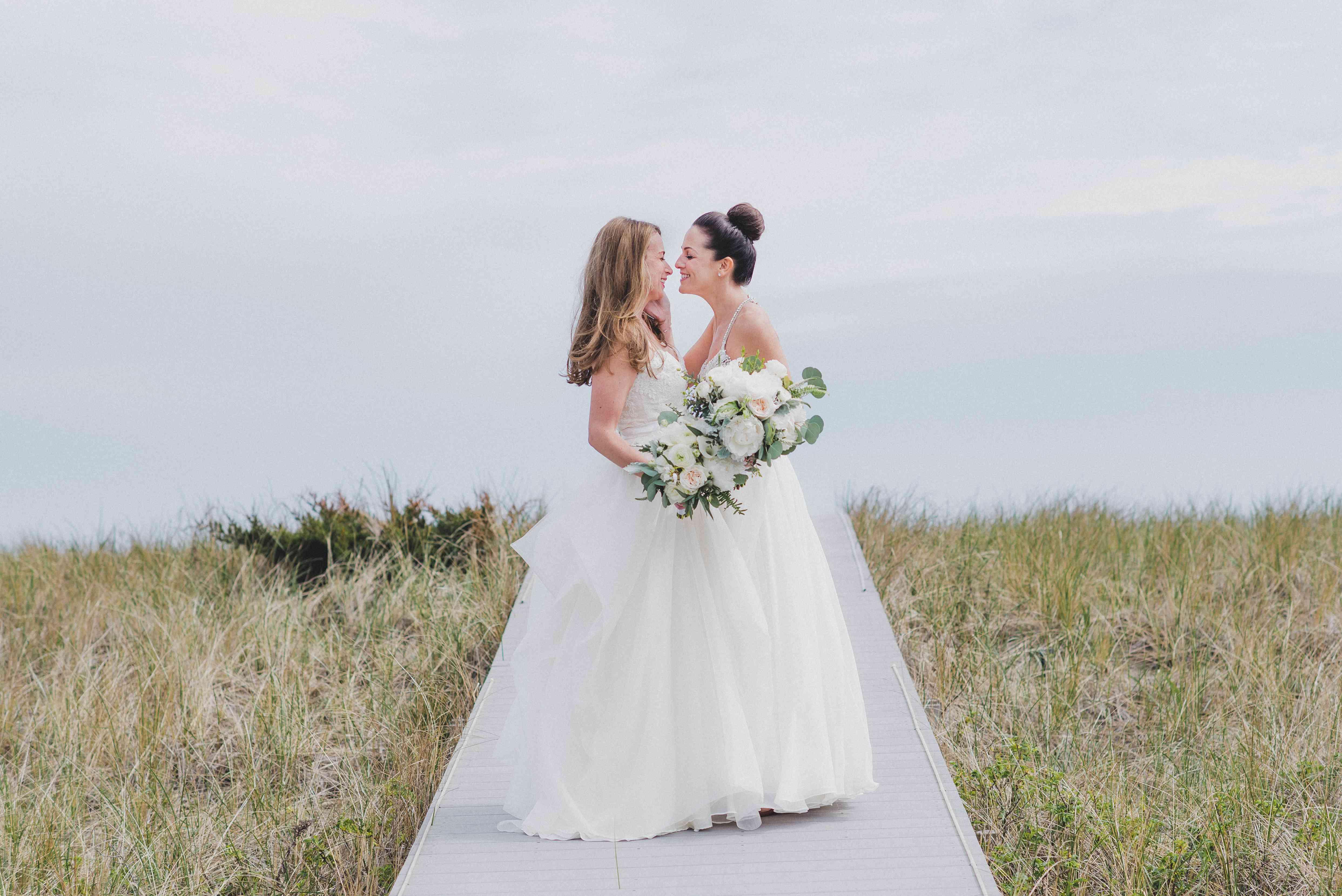 Brides on Boardwalk