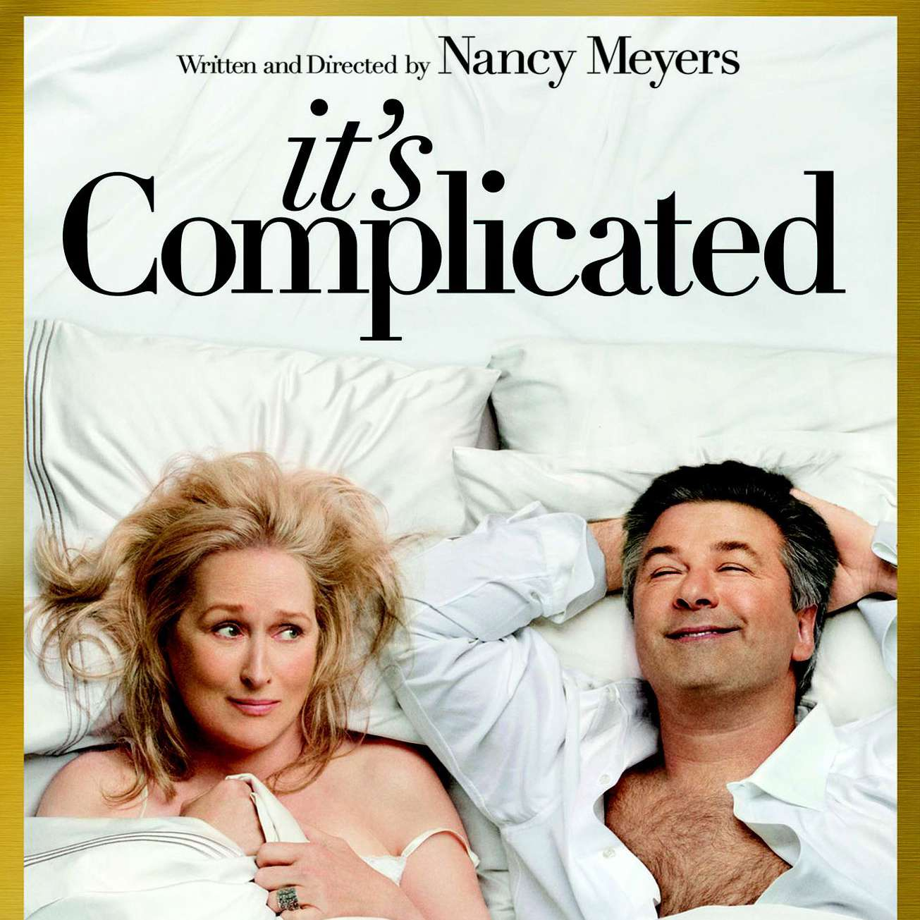 It's Complicated DVD cover art