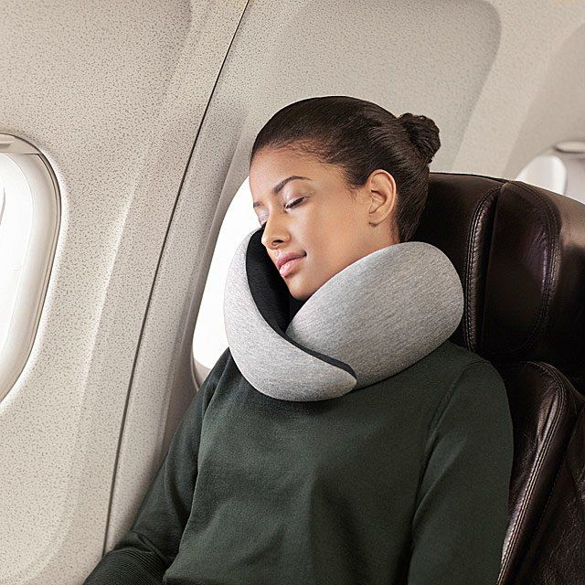 Compact Packable Travel Neck Pillow
