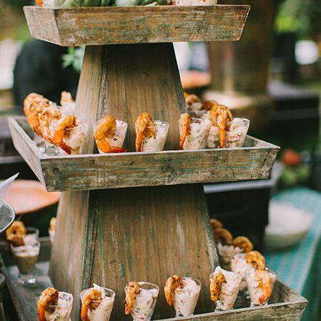 Cajun Seafood Tower