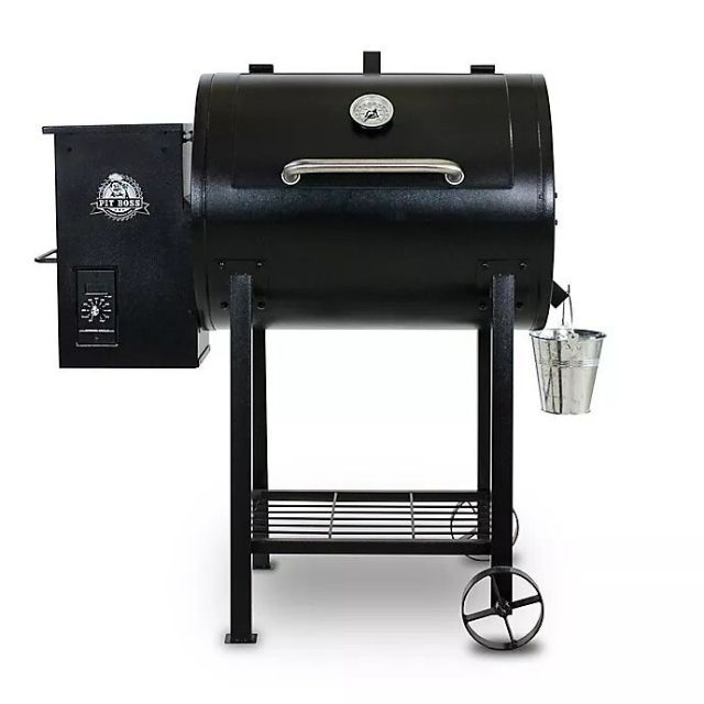 Pit Boss 71700FB Wood Pellet Grill with Flame Broiler