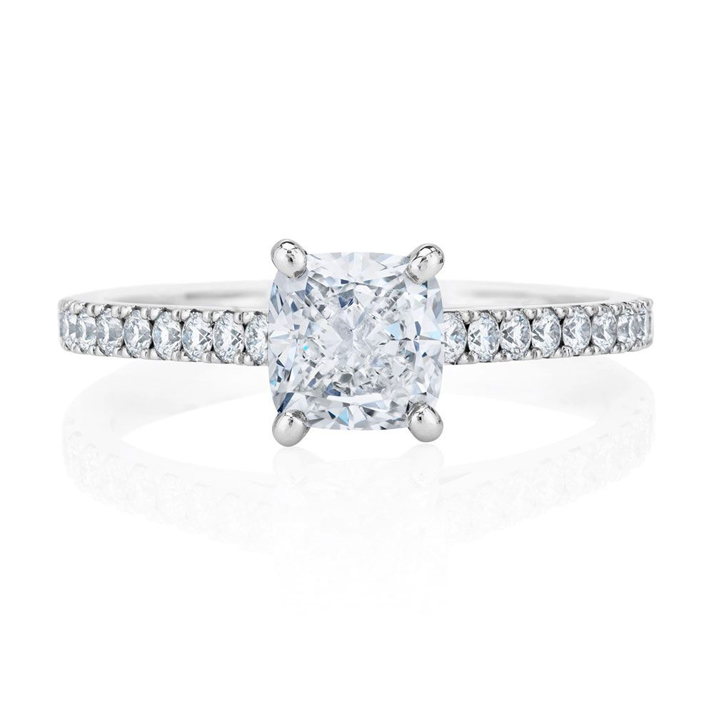 ffb4513c38863 60 Classic Engagement Rings For the Timeless Bride