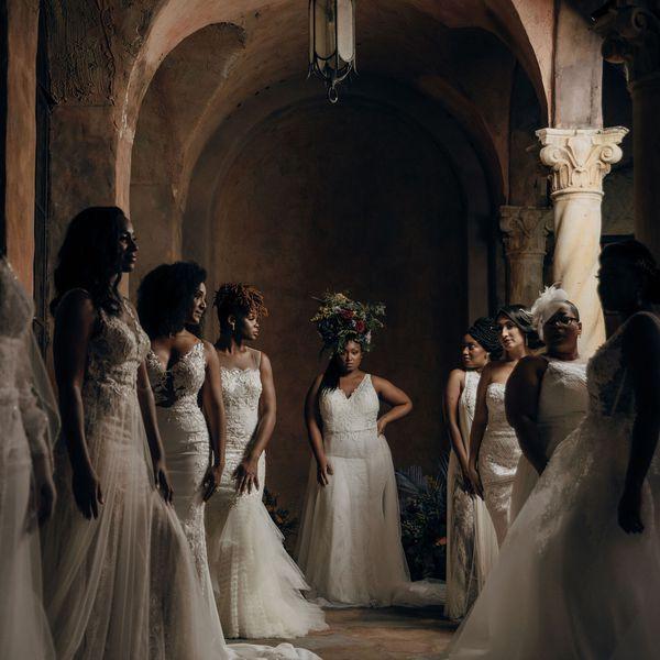Brown Skin Brides