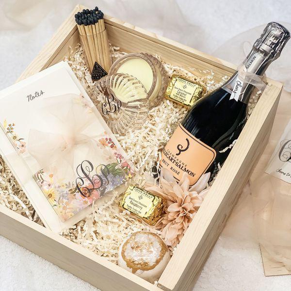 bridal shower gift basked