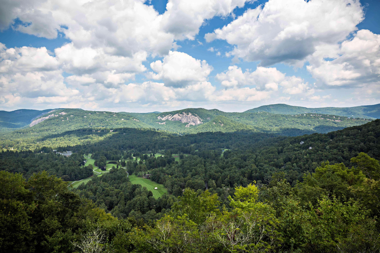 Scenic mountain shot