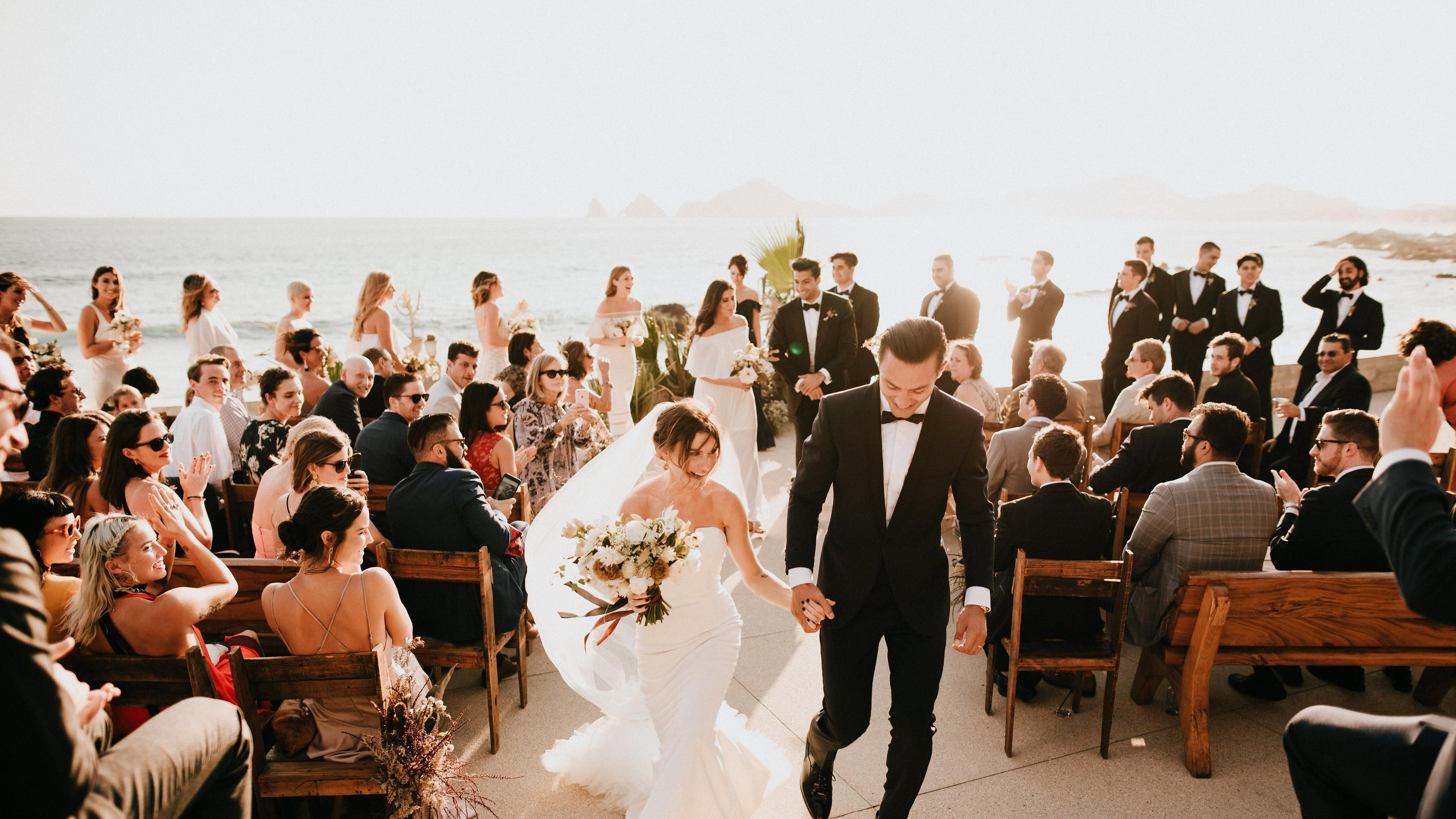 A Design Focused Wedding At The Cape In Los Cabos