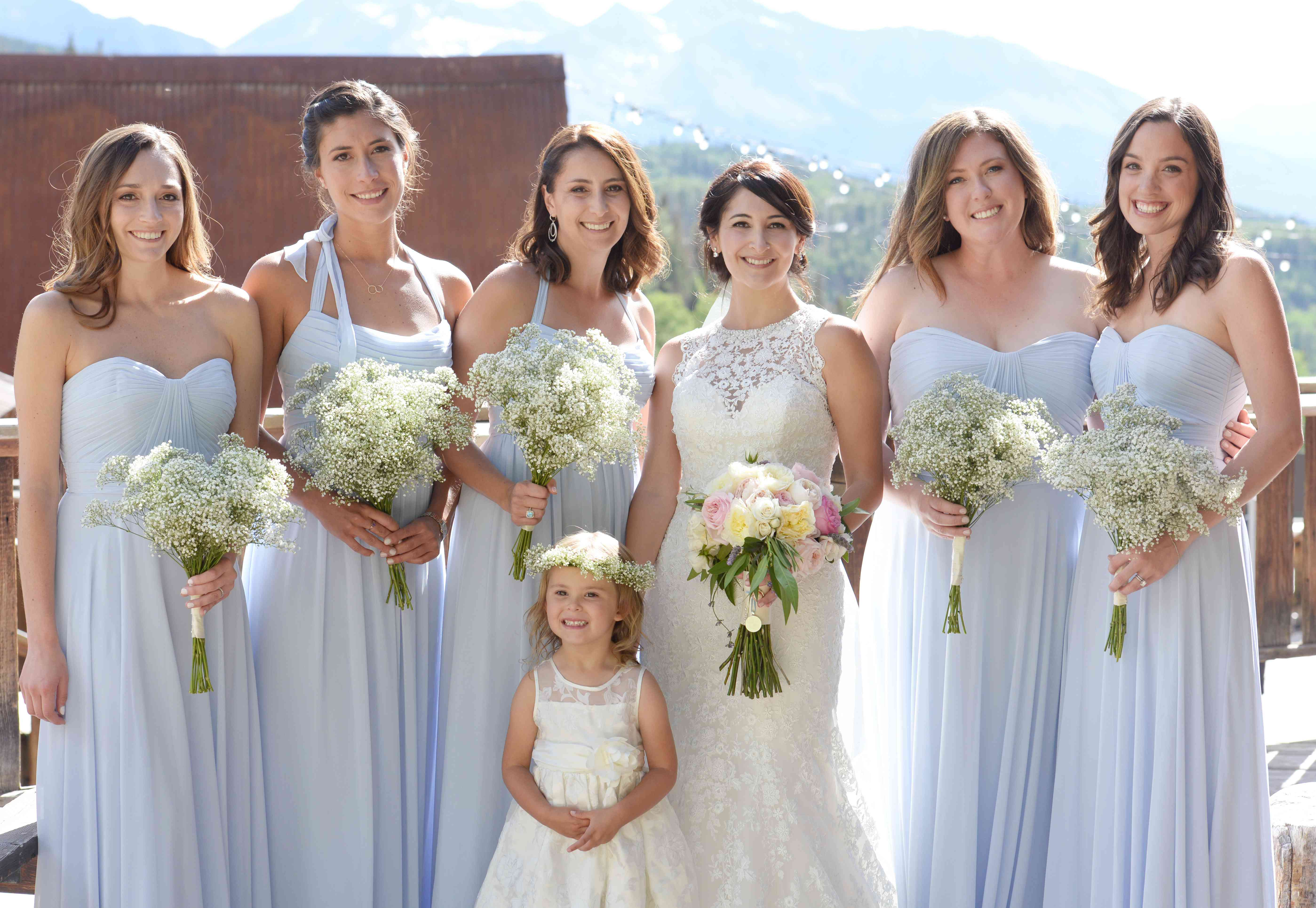 how many bridesmaids is too many