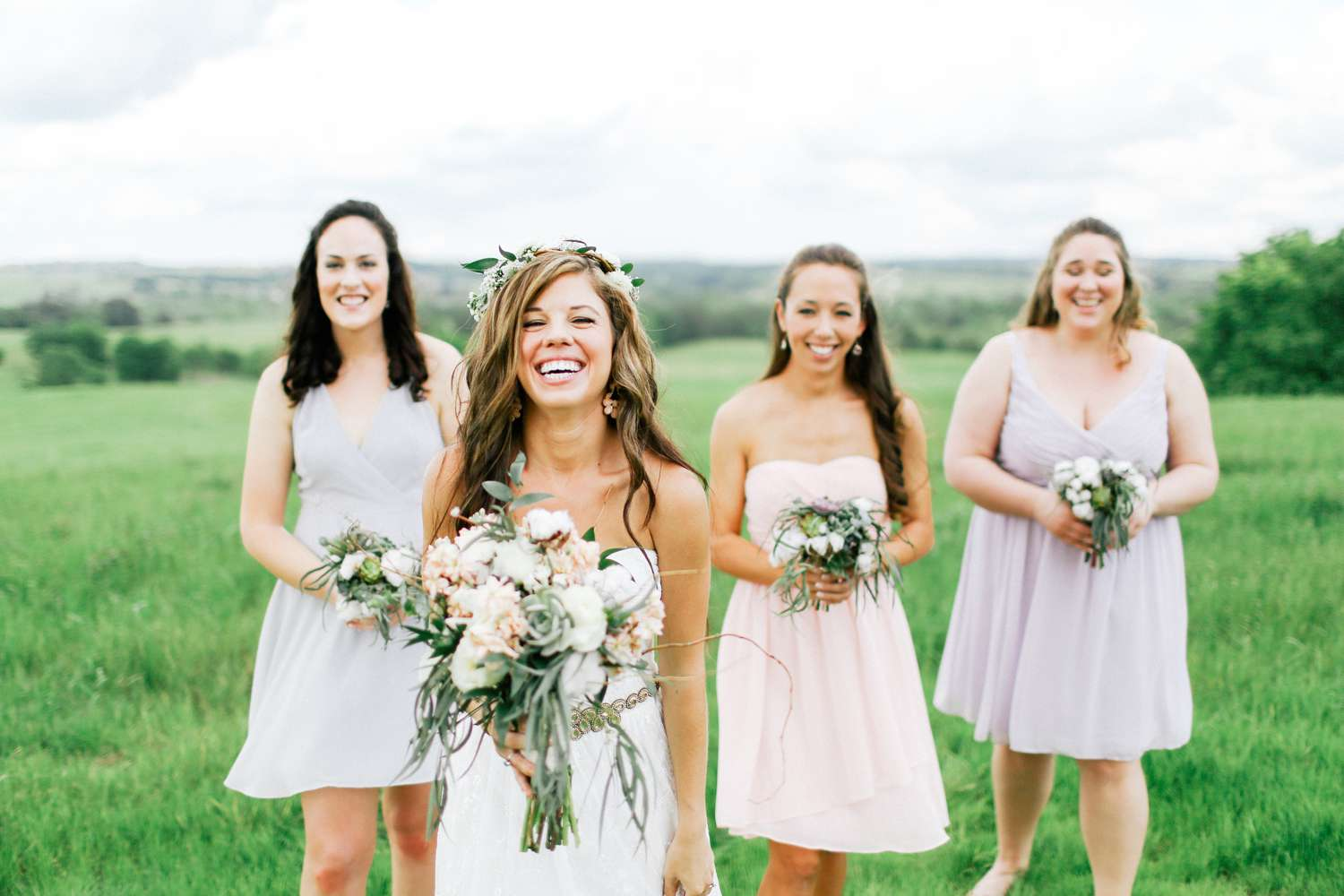 Mismatched Bridesmaid Dresses 10 Tips To Pull It Off Beautifully