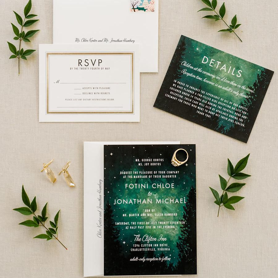 Creative Wedding Invitations: 30 Creative Wedding Invitations For Every Style Of Celebration