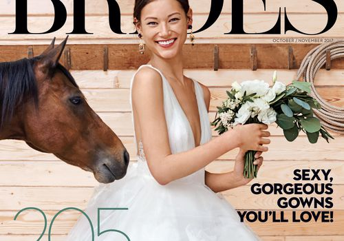 Brides Magazine October/November 2017