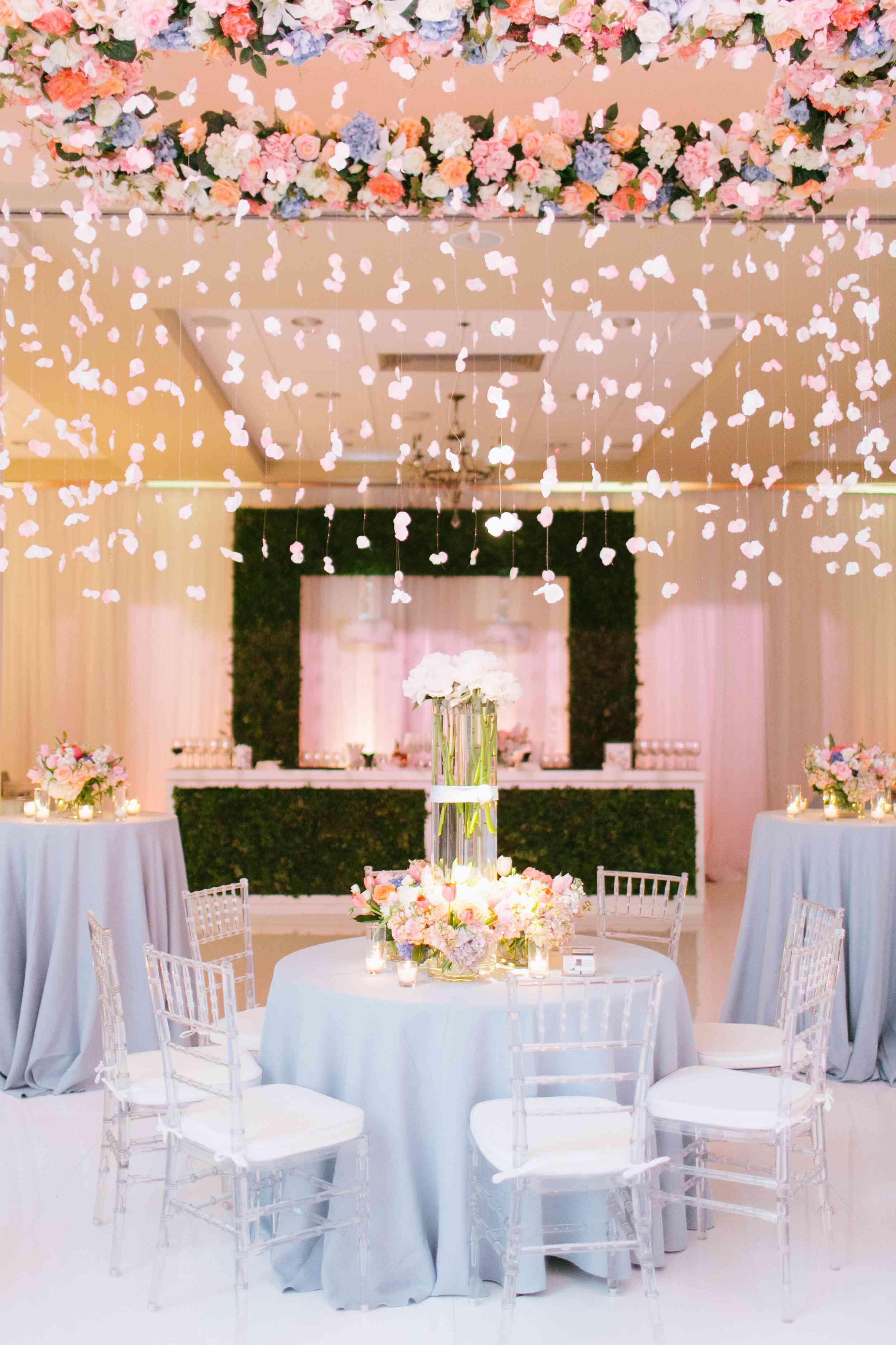 <p>Wedding Reception</p><br><br>