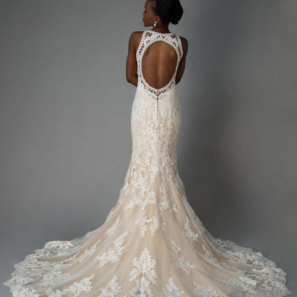 24 Best Backless Wedding Dresses Of 2021