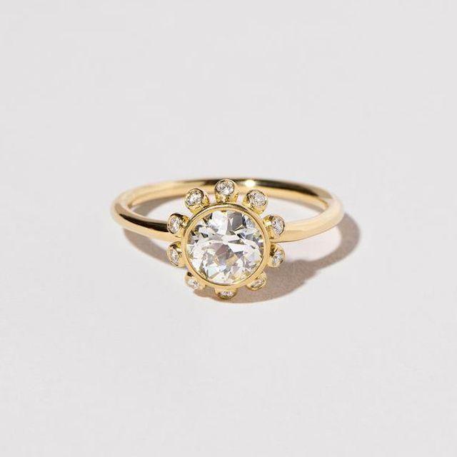 Mociun Halo Ring