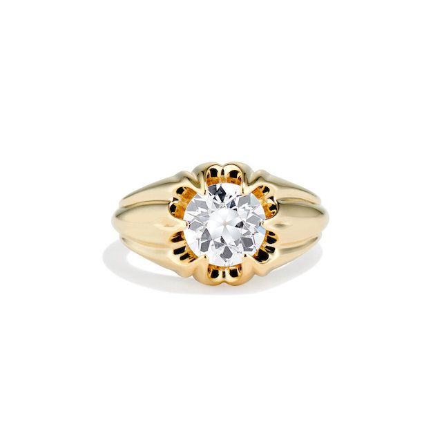 Ashley Zhang Marguerite Belcher Ring