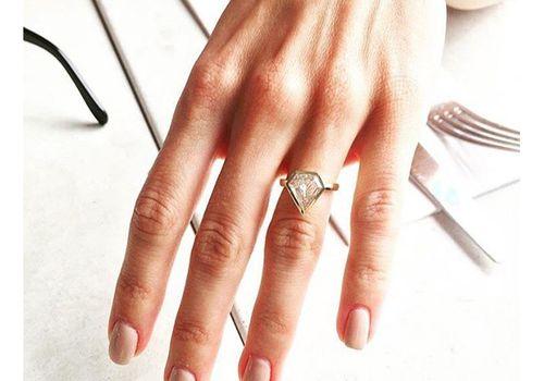 Photo Courtesy of @AutumnPR/Instagram, Ring by Azlee Jewelry