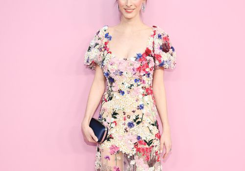 Bee Shaffer attends the CFDA Fashion Awards