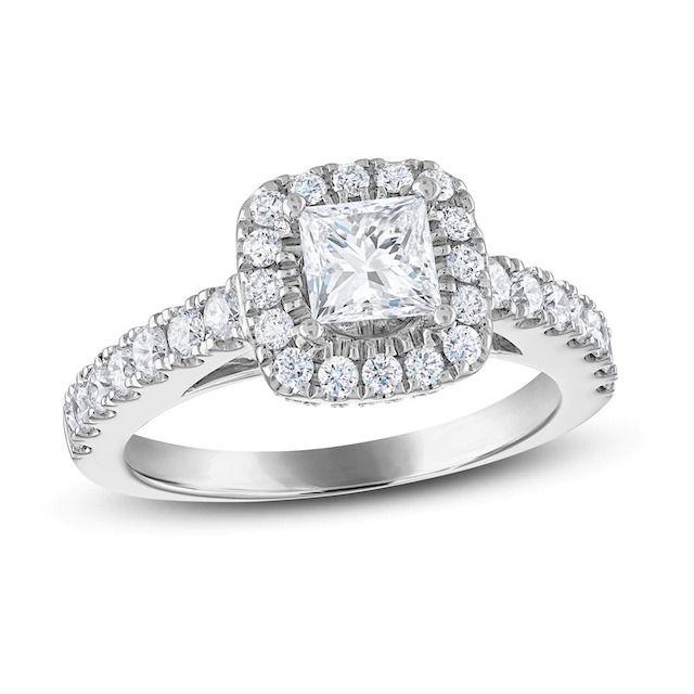 Vera Wang WISH Diamond Engagement Ring